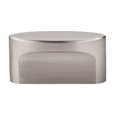 Top Knobs Hardware Modern Cabinet Knob in Brushed Satin Nickel Finish TK74BSN