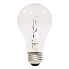 Satco Lighting 72-Watt Clear A19 Light Bulb S2404