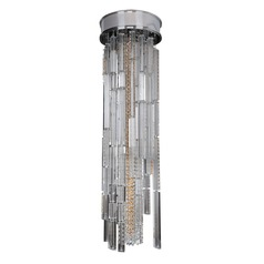 Zurbaran 9 Light Convertible / Pendant Or Flush Mount