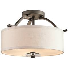 Kichler Semi-Flushmount Light in Olde Bronze