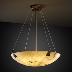 Justice Design Group Lumenaria Collection Pendant Light