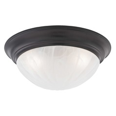 Design Classics Lighting 16-Inch Flushmount Ceiling Light 563-30