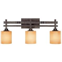Dolan Designs Lighting Three-light bathroom Light 3863-74