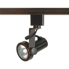 Nuvo Lighting Russet Bronze Track Light for H-Track