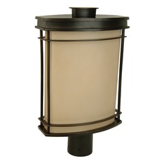 Craftmade Lighting Vale Oiled Bronze Post Light