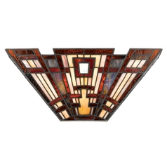 Quoizel Lighting Tiffany Sconce TFCC8802