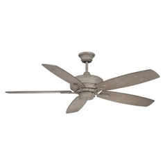 Savoy House Lighting Windstar Aged Wood Ceiling Fan Without Light
