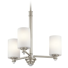 Kichler Lighting Joelson Brushed Nickel Chandelier