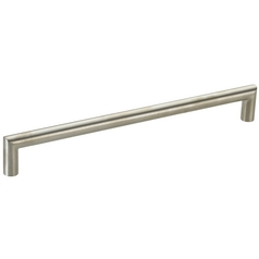 Seattle Hardware Stainless Steel Cabinet Pull - 8-13/16-inch Center to Center