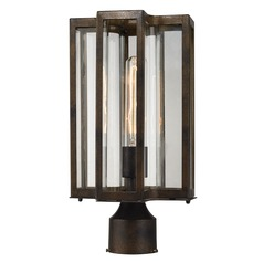 Elk Lighting Bianca Hazelnut Bronze Post Light