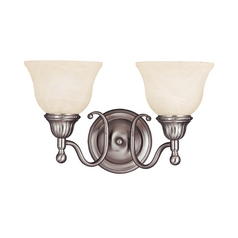 Maxim Lighting Soho Satin Nickel Bathroom Light