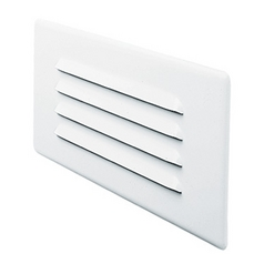 Juno Lighting Group Recessed Step-Light Trim 840-WH