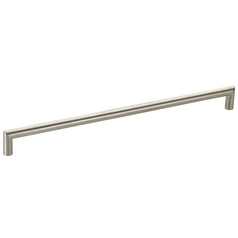 Seattle Hardware Stainless Steel Cabinet Pull - 12-5/8-inch Center to Center