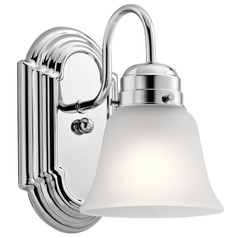 Traditional Sconce Chrome by Kichler Lighting