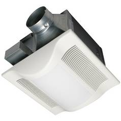 Panasonic 80-CFM Exhaust Fan with Light FV-08VKL3