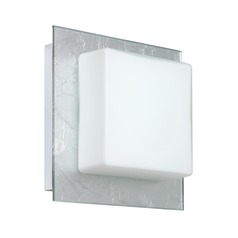 Besa Lighting Alex Chrome LED Sconce