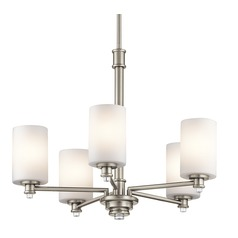 Kichler Lighting Joelson Brushed Nickel LED Chandelier