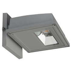 Nuvo Gray LED Wall Pack 3000K 1255LM 120-277v 11W
