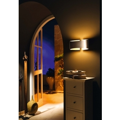 Holtkoetter Modern Sconce Wall Light in Hand-Brushed Old Bronze Finish