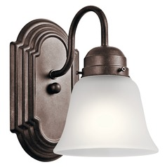 Traditional Sconce Bronze by Kichler Lighting