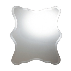 Pienza Rectangle 23.5-Inch Mirror