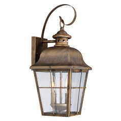 Quoizel Lighting Millhouse Veneto Outdoor Wall Light