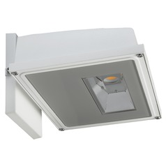 Nuvo White LED Wall Pack 4000K 1261LM 120-277v 11W