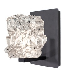 WAC Lighting Candy Rubbed Bronze LED Sconce