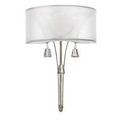 Frederick Ramond Mime Brushed Nickel Sconce