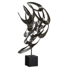 Uttermost Daja Abstract Sculpture