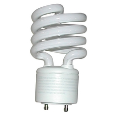 13-Watt GU24 Compact Fluorescent Light Bulb