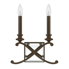 Capital Lighting Alexander Burnished Bronze Sconce