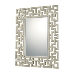 Capital Lighting Winter Gold  Mirror 44.75x34