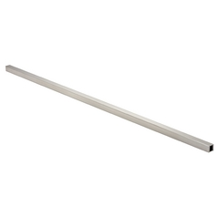 Satin Nickel Finish Cord Cover - 30-Inches Long