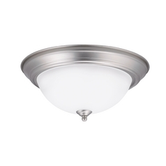 Kichler Lighting Brushed Nickel LED Flushmount Light