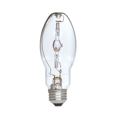 Satco Lighting 70-Watt Metal Halide Light Bulb with Medium Base S5856
