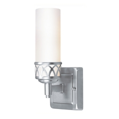 Livex Lighting Westfield Brushed Nickel Sconce