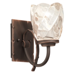 Kalco Lighting Penrith Antique Copper Sconce