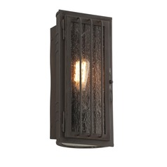 Troy Lighting Joplin Bronze Outdoor Wall Light