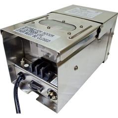 Stainless Steel Magnetic 300 Watt Low Voltage Transformer with Digital Timer and Photocell