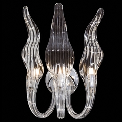 Metropolitan Lighting Metropolitan Chrome Sconce