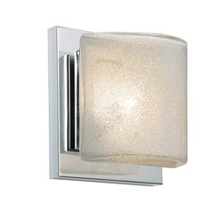 Besa Lighting Paolo Chrome LED Sconce