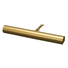 Modern Picture Light in Gold Finish