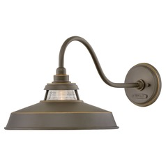 Hinkley Lighting Troyer Oil Rubbed Bronze Barn Light