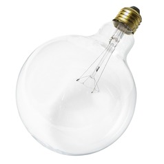 Incandescent G40 Light Bulb Medium Base Dimmable
