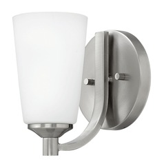 Hinkley Lighting Sadie Brushed Nickel Sconce