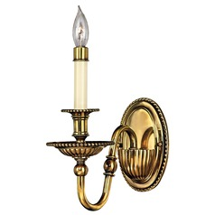 Candlestick Sconce