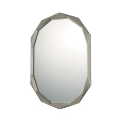 Capital Lighting Antique Silver  Mirror 42.5x28