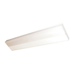 Maxim Lighting Countermax Mx-Fd White 12-Inch Linear Light