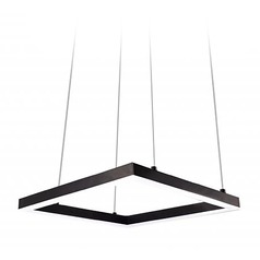 Kuzco Lighting Modern Black LED Pendant 3000K 2765LM